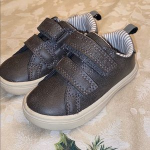 Carter's Gray Sneakers For Baby Boys